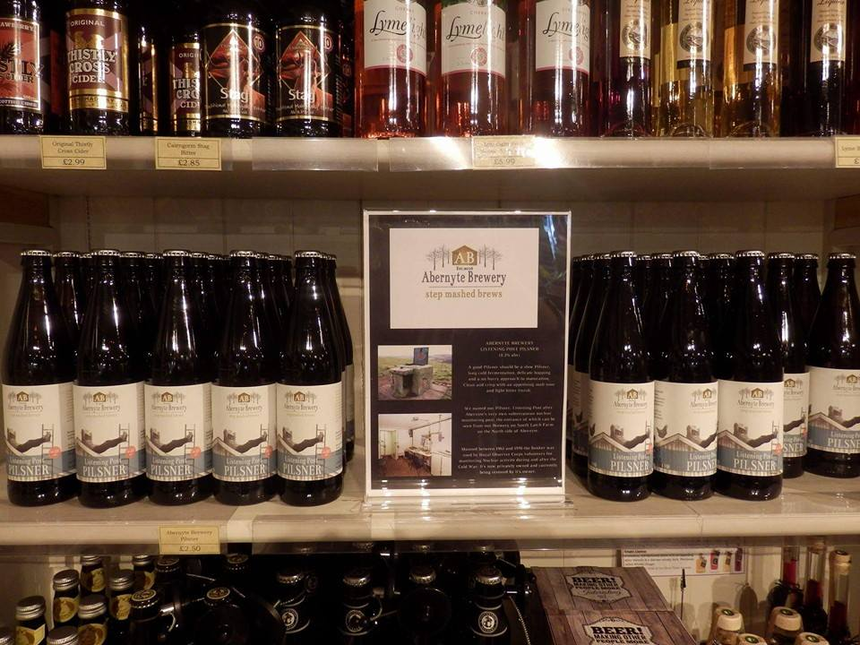 Abernyte craft beer for sale