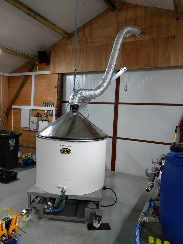 Passive ventilation system, Mk 1