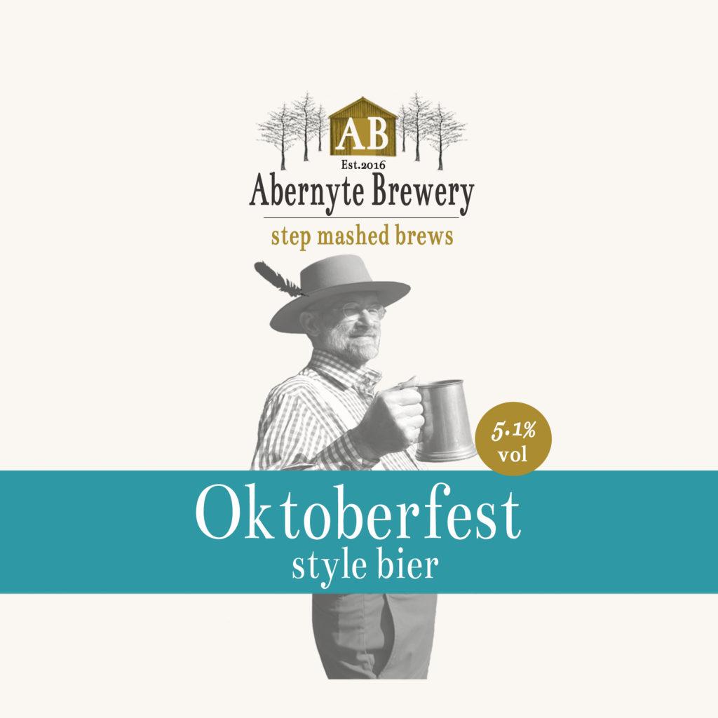Oktoberfest style bier