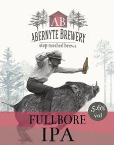 Fullbore IPA 5.6% ABV