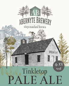 Tinkletop Session Pale Ale 3.8% ABV